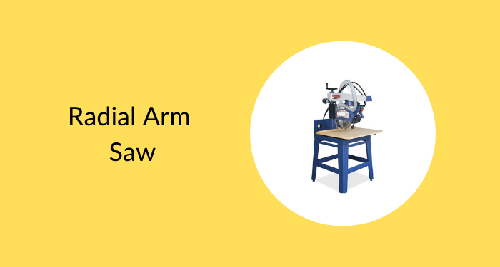 Radial Arm Saws For Woodworking