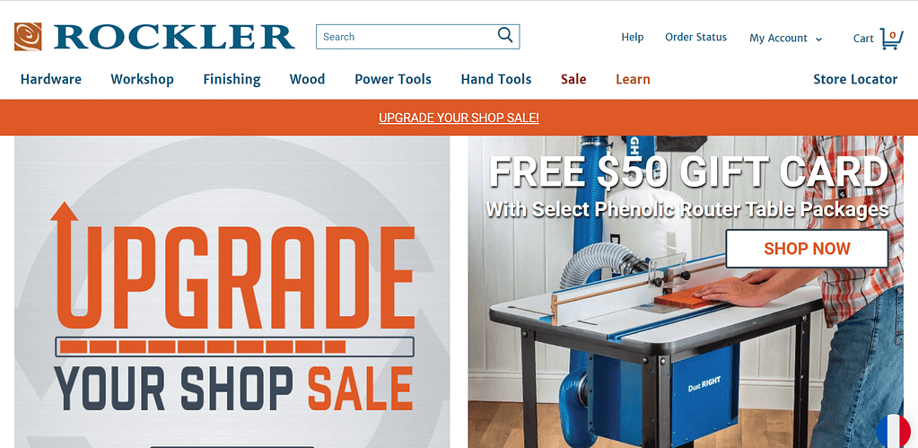 Best Place to Buy Power Tools - Rockler