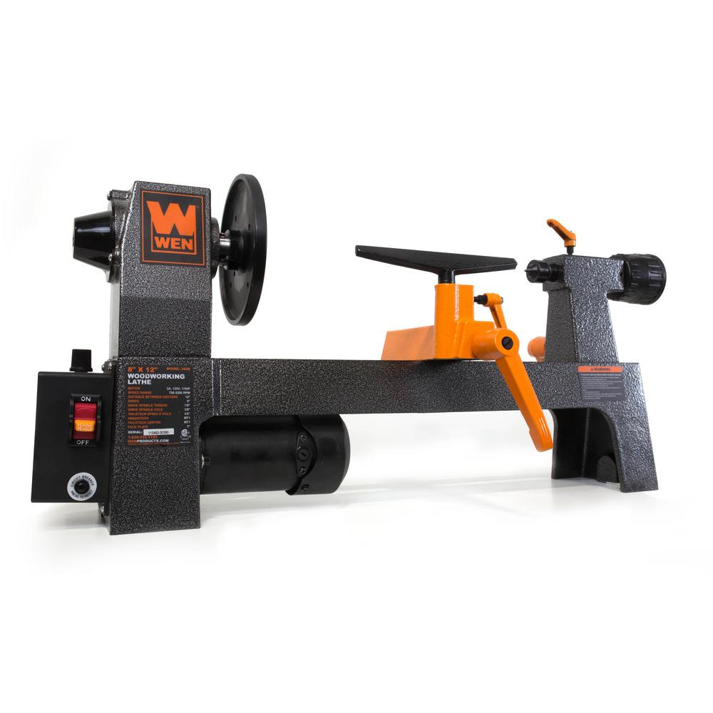 WEN - Lathes Woodworking Power Tools