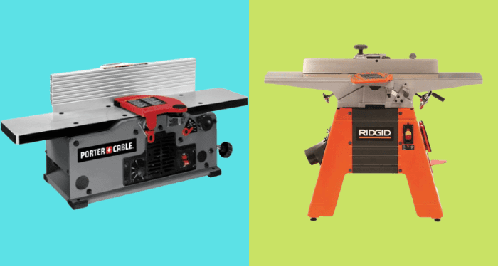 Jointer Power Tools Woodworking - Factors to consider before buying