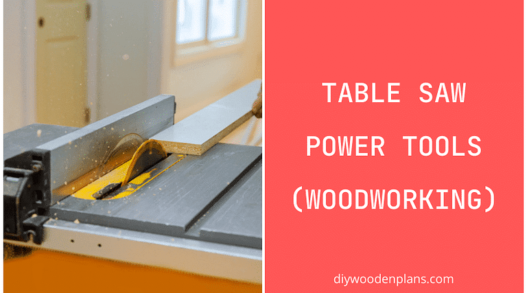 Table Saw Power Tools Woodworking - Featured Image 3