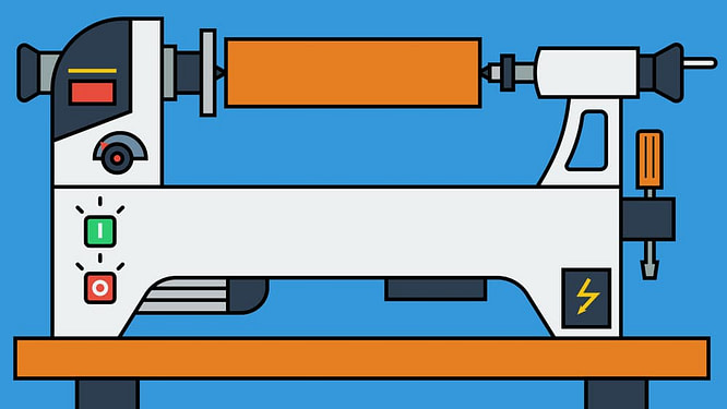 Which is the best lathe for woodworking