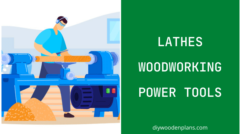 Lathes Woodworking Power Tools - featured image