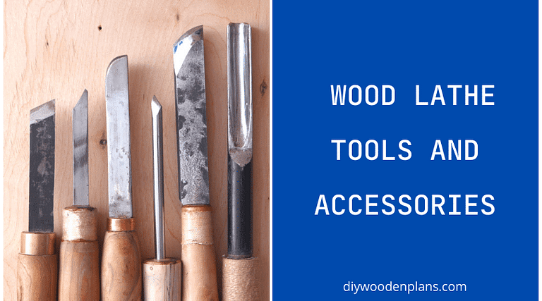 Wood Lathe Tools and Accessories - Featured Image