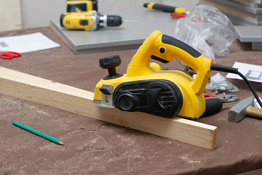 Planer - must-have woodworking power tools