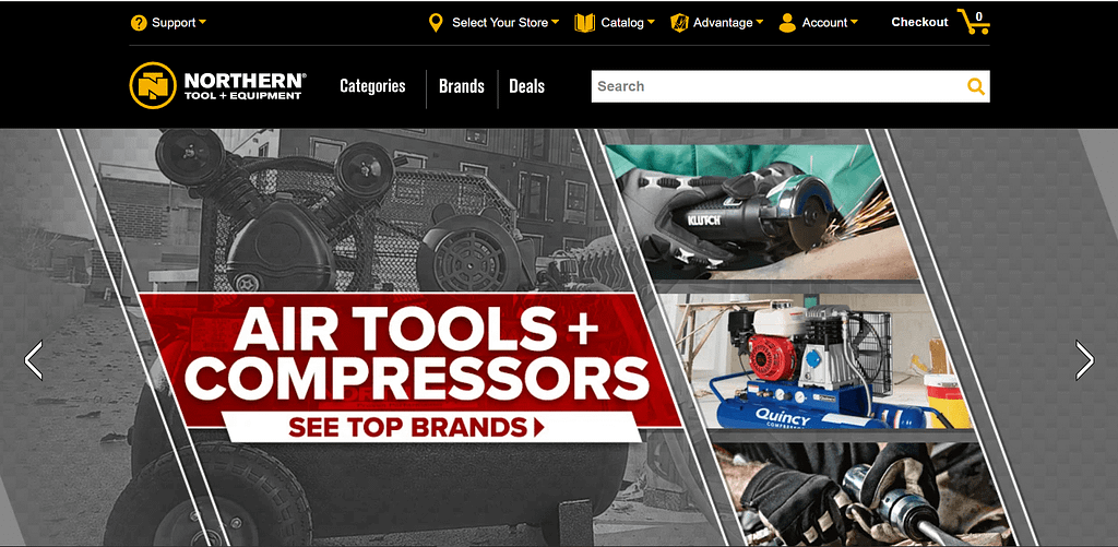 Best Place to Buy Power Tools - Northern Tool and Equipment