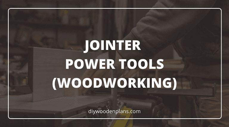 Jointer Power Tools Woodworking - Featured Image