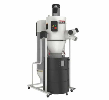 Woodworking Dust Collection Systems Cyclone - Review Image