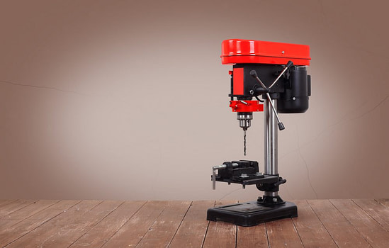 Drill press - must-have woodworking power tools (3)